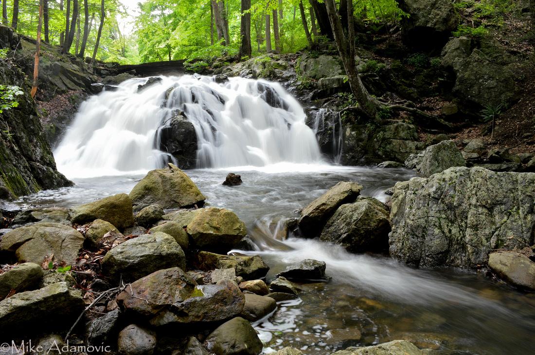 Doodletown Brook Falls