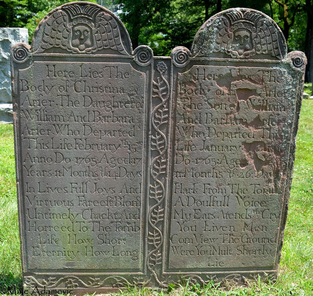 Sleepy Hollow Tombstone